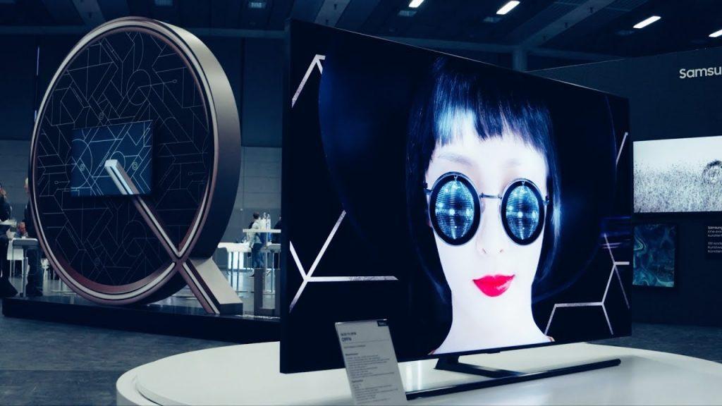 Samsung QLED Q9FN televizyon