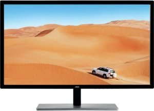 "AOC Q3279VWF - 31.5"" 5ms 75hz Analog+DVI+HDMI+Display FreeSync 2K Monitör"