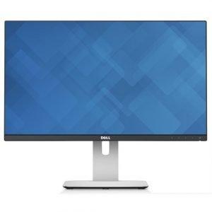 "Dell UltraSharp U2414H - 23.8"" 8ms DVI+2xHDMI+Display+USB IPS Monitör"